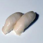Butterfish nigiri
